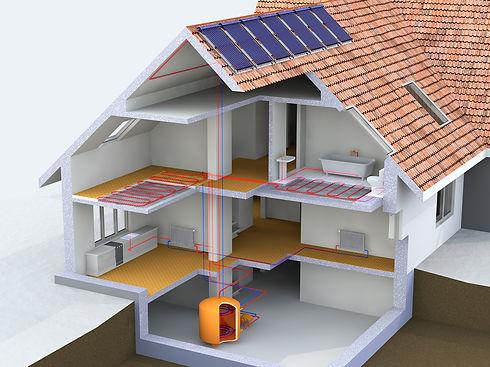Calefação Piso Radiante em Gramado RS | Tieppo Aquecimento