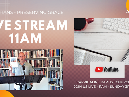 YouTube Live Stream Service - 3 May 2020