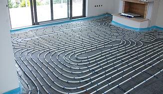 Calefação com piso radiante em Gramado | Tieppo Aquecimento