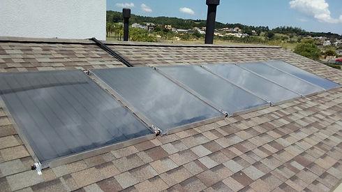 Placas de Aquecimento Solar de Água | Gramado RS