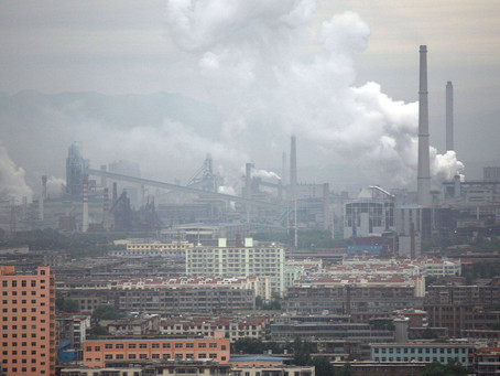 China's other virus: coal