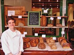 Bakery next to Parc Montsouris