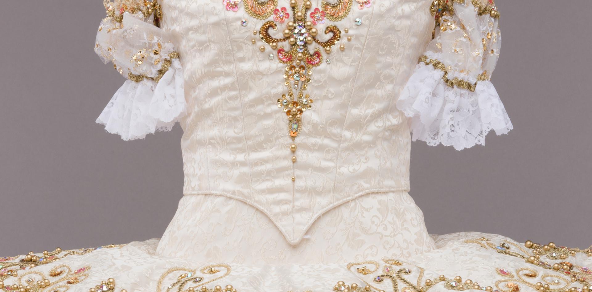 オーロラ姫 3幕 ホワイト