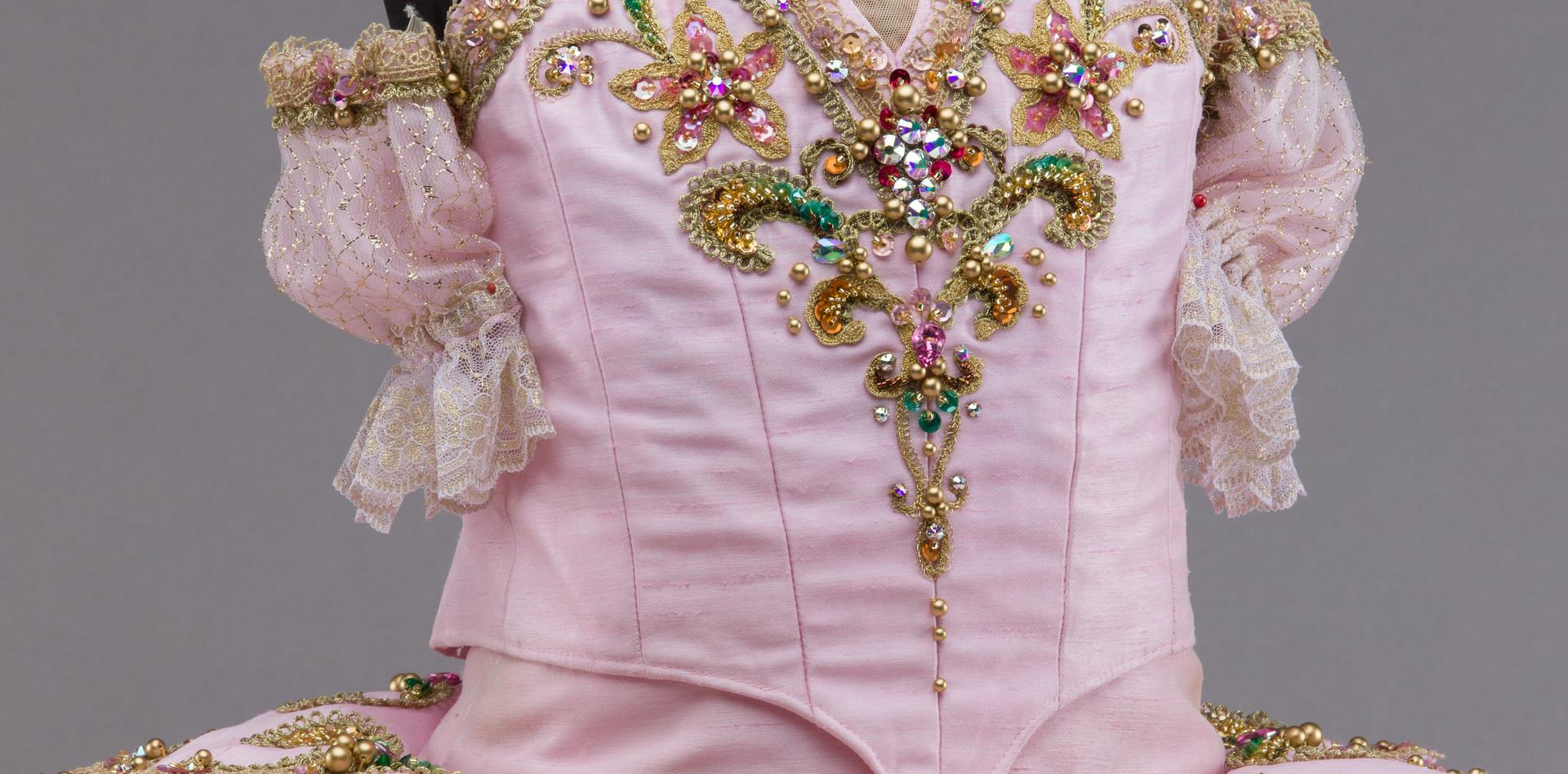 金平糖の精 ジュニア ピンク