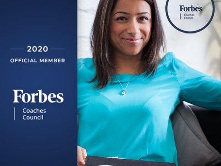 Simi Rayat, Founder of Wellbeing Face accepted into Forbes Coaches Council