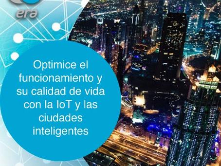 Ciudades inteligentes, el progreso de la tecnología en beneficio de todos