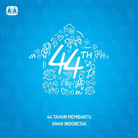 44 Years SOS CV Indonesia