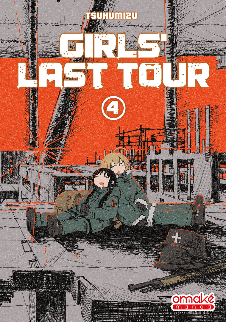 Girls' Last Tour Vol.4