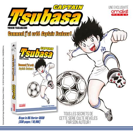 Comment j'ai créé Captain Tsubasa chez Omaké Manga !