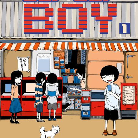 Bip-Bip Boy chez Omaké Manga !