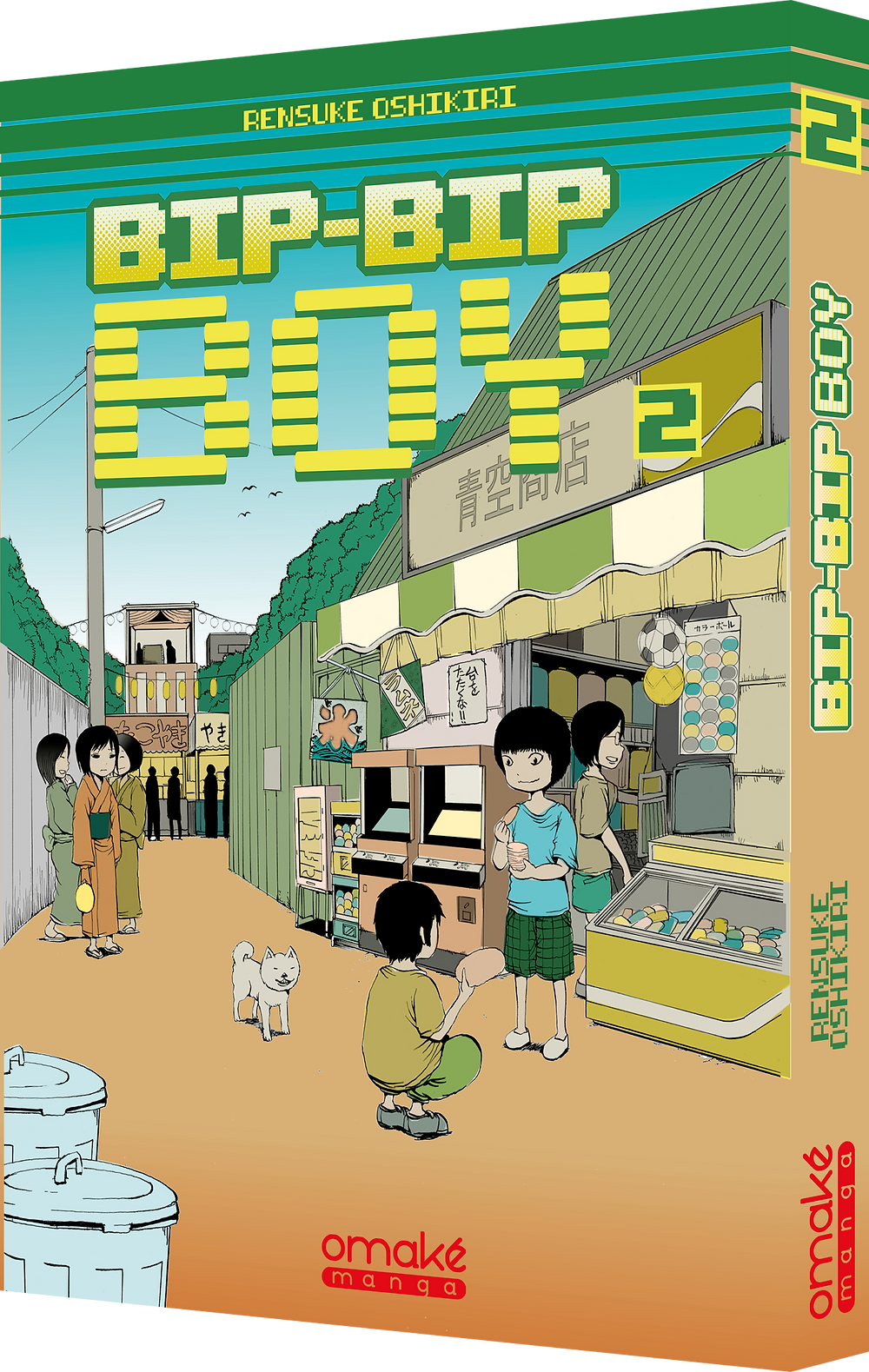 Bip-Bip Boy 2, dispo le 9 mai 2019!