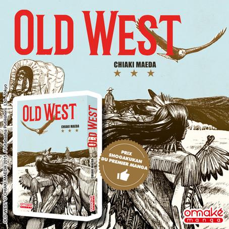 Old West ! Nouveau titre Omaké Manga