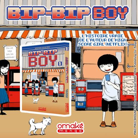 Bip-Bip Boy Extrait