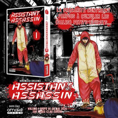 Assistant Assassin Vol.1