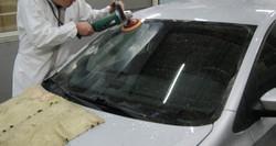 Полировка лобового стекла