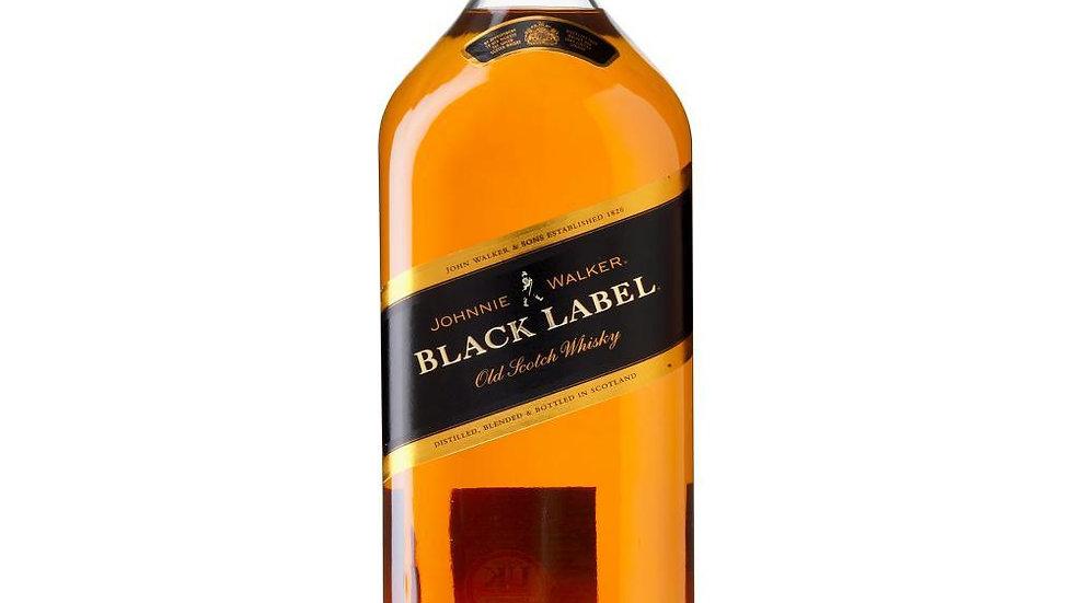 Johnnie Walker Black Label Blended Scotch Whisky Magnum 1.5ltr