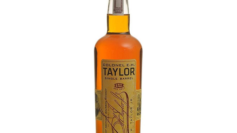 EH Taylor Single Barrel Whisky 75cl
