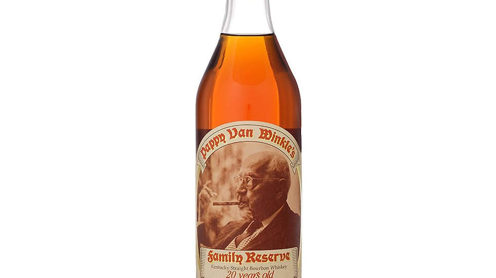 Pappy Van Winkles Family Reserve 20 Year Old Whisky 70cl