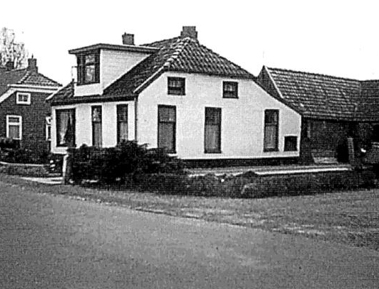 Woonhuis Garmt Sander