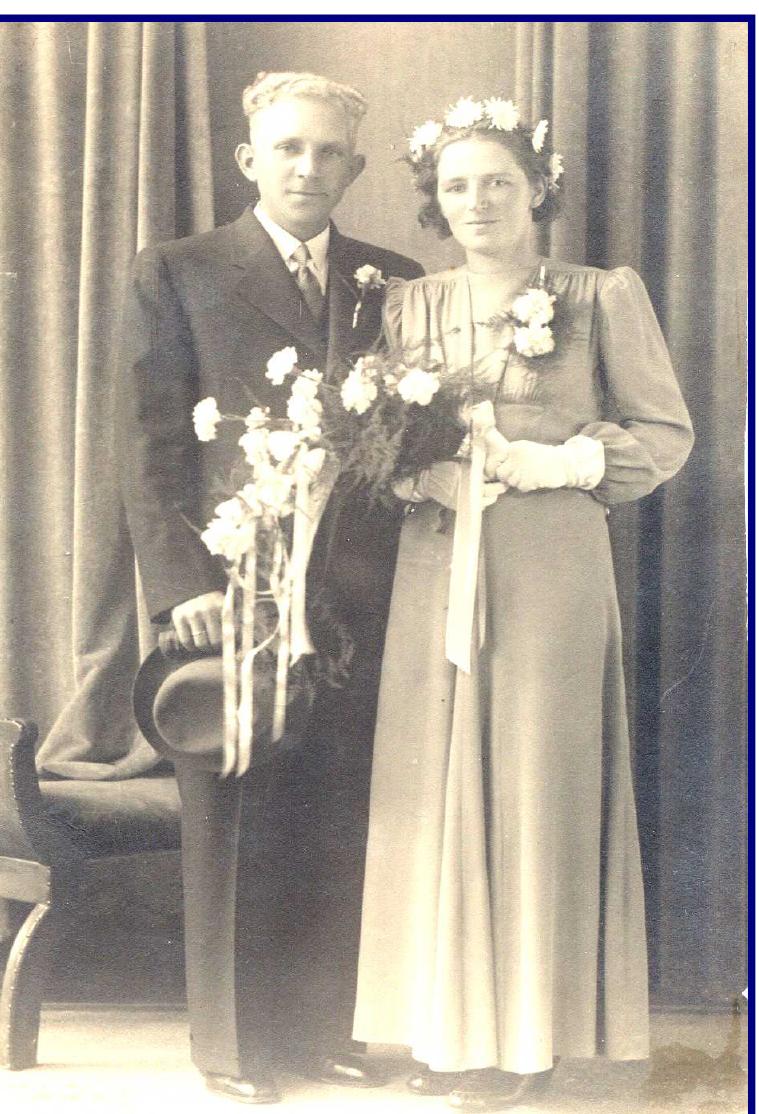 Pieter en Jeltje Wiersma-Homan