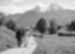Hochzeitsbüro Berchtesgaden, Hochzeitsplaner, Braut, Bräutigam, Watzmann Ehepar