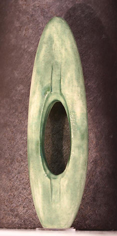 Ceramic form from 3d mould