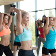 fitness, sport, training, gym and lifest