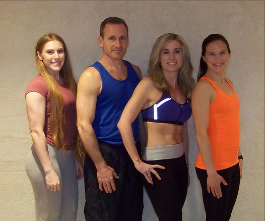 Fit your world personal trainers