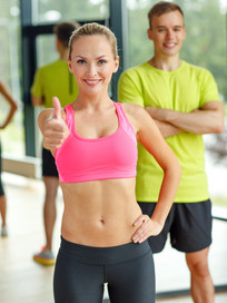 sport, fitness, lifestyle and people con