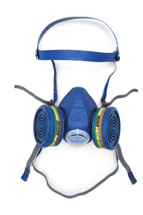 Yarım Yüz Maskesi 10200