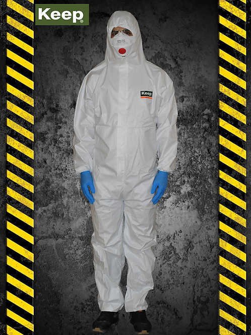 Keep Coverall 50gr Type 5/6