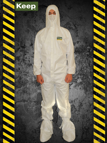 Keep Coverall 63gr