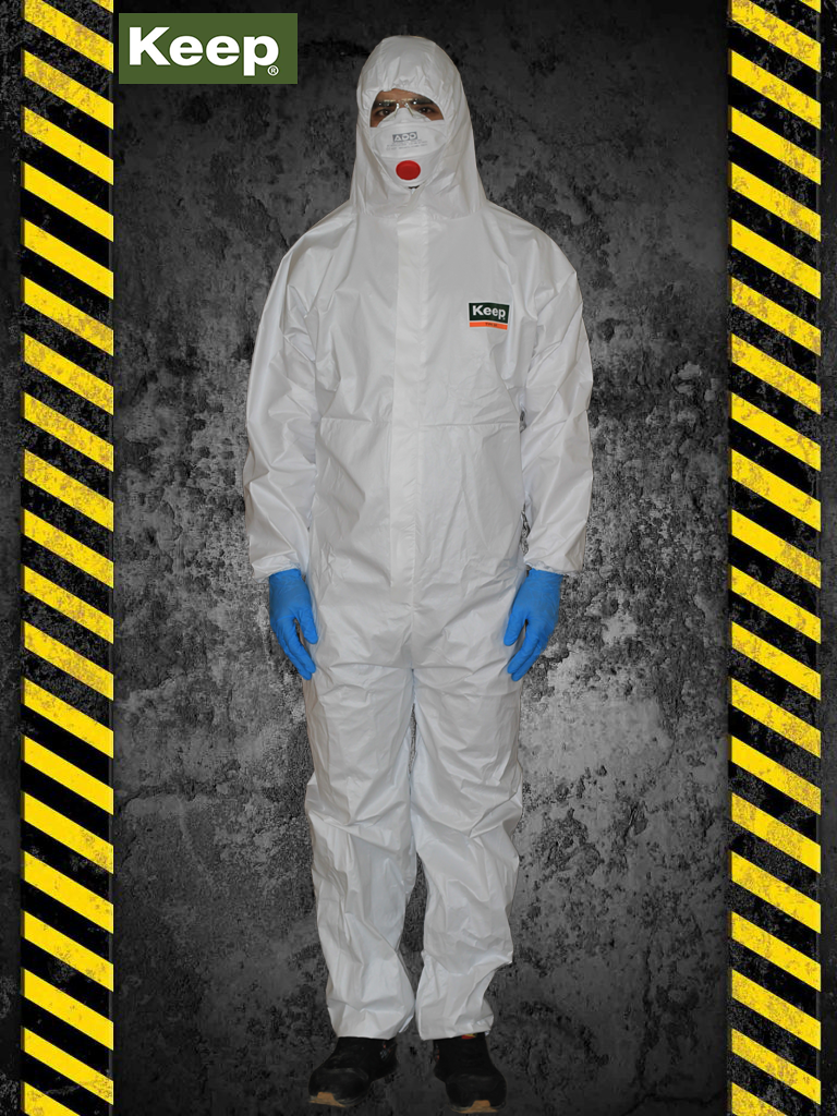 Keep Coverall 50gr