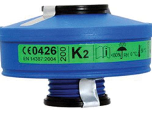 Tam Yüz Filtresi K2