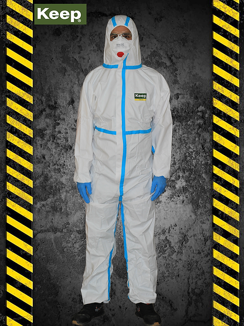 Keep Coverall 63gr Type 5/6