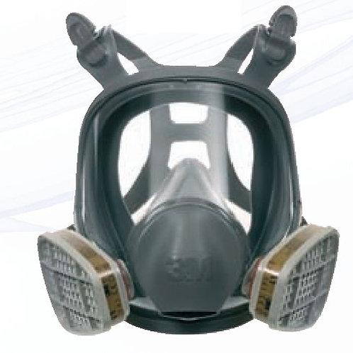 Tam Yüz Maske 6800 3M