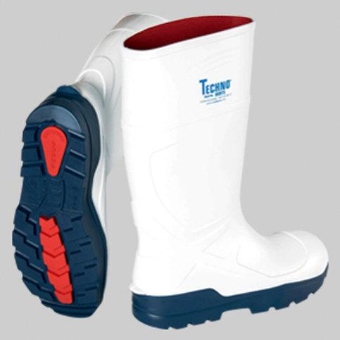 Techno Boots Troya Beyaz
