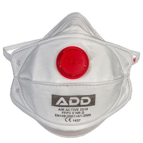 Air Active Toz Maskesi TOZ MASKESİ FFP3 V 5510 AIR ACTIVE