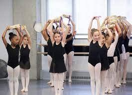 Jr Beginners Ballet- 8-11yrs
