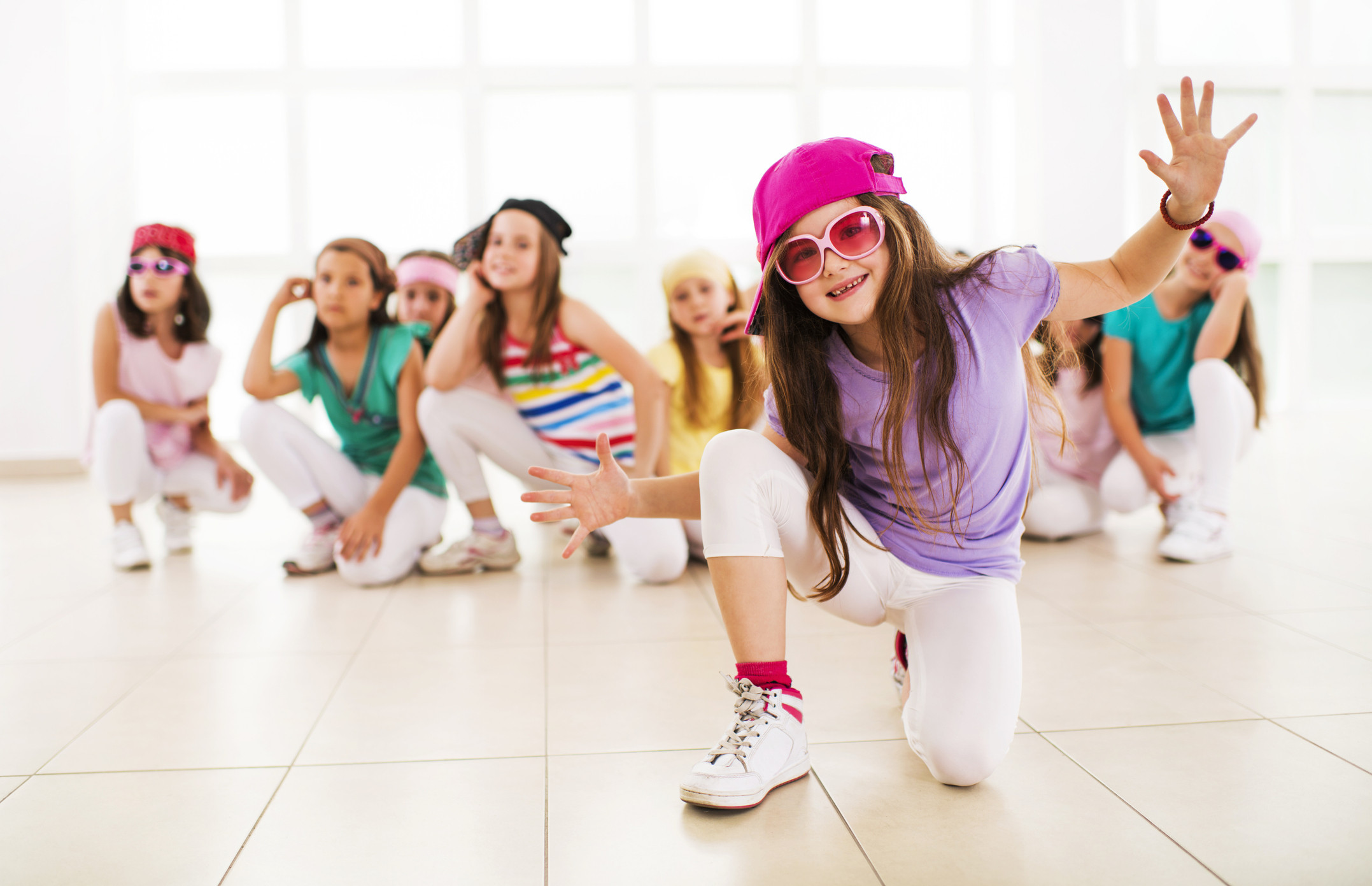 Mini's Kids Beginners Hip Hop 5-8yrs