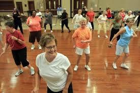 Fitness Line Dance - TNT