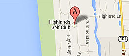 Gearhart Seaside Oregon Golf Courses on the Oregon Coast