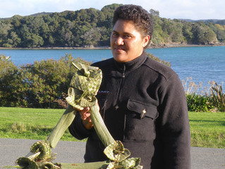 Offering for Tangaroa