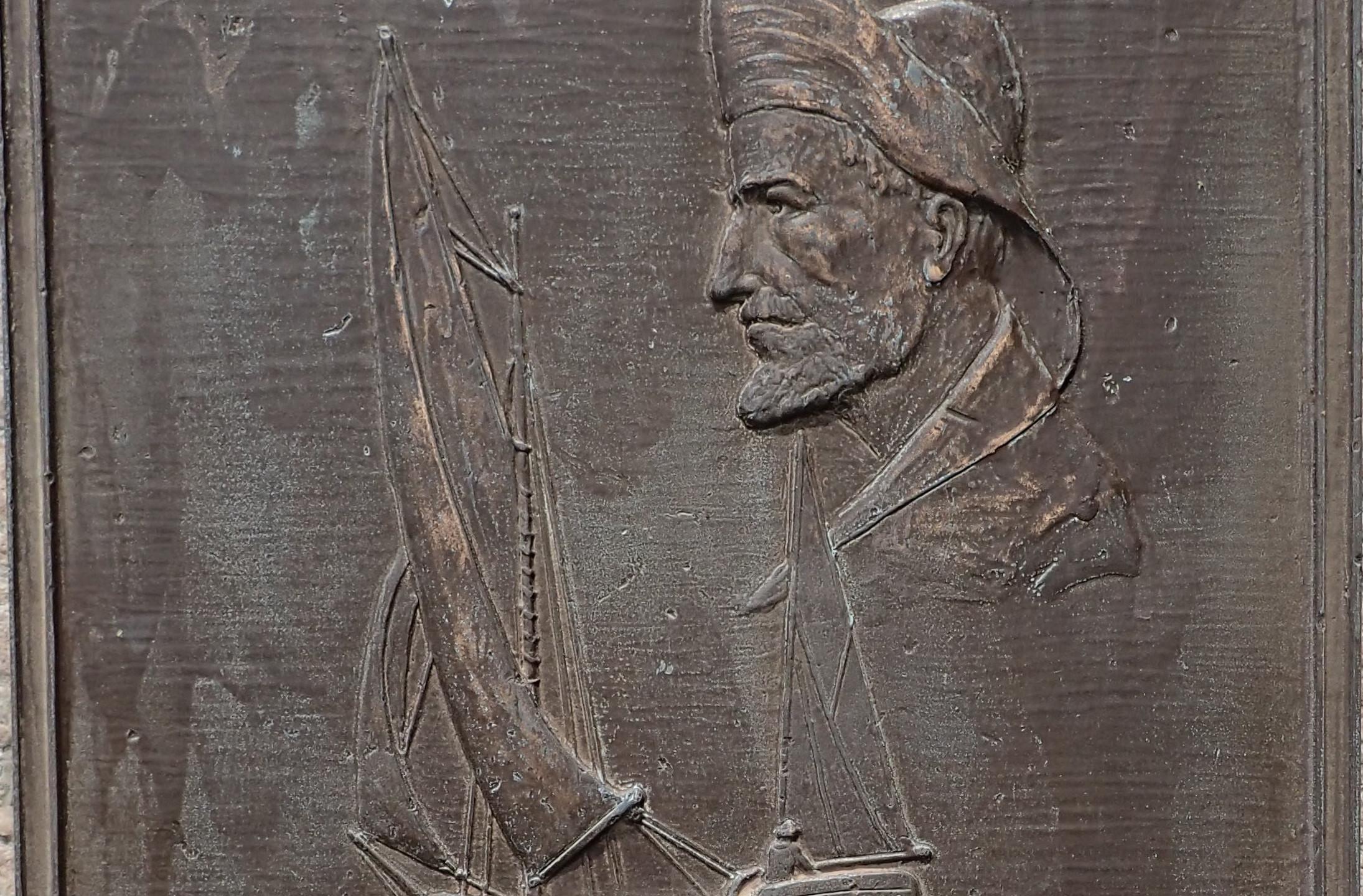 Joshua Slocum's memorial