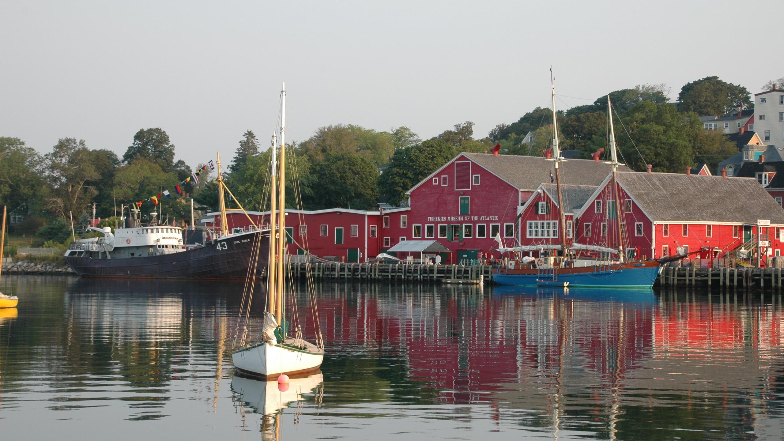Lunenberg waterfront