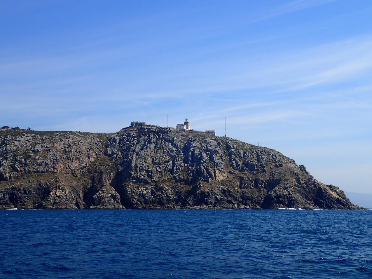 Cape Finisterre on a calm daP9020011