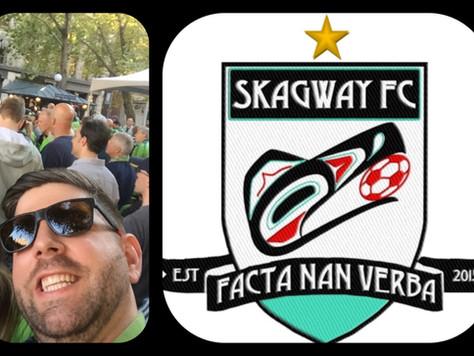 Skagway FC Captain