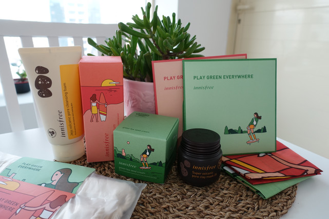 Video | Limited-edition Innisfree haul