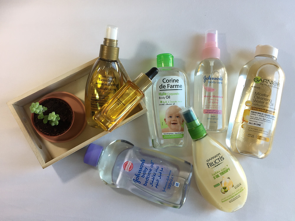 Affordable and effective beauty oils