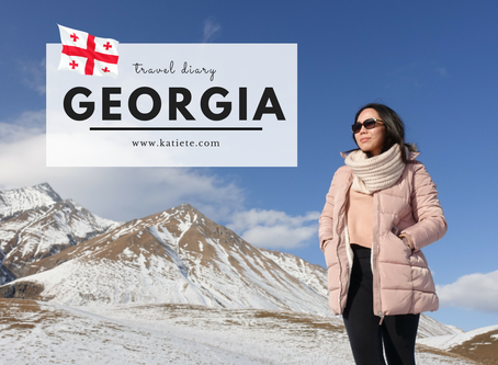 Video | Georgia Travel Diary